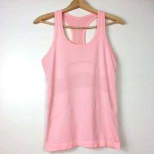 Lululemon Pink Swiftly Tank